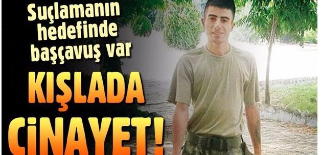 Bursa'da askeriyede öldüren dayak!