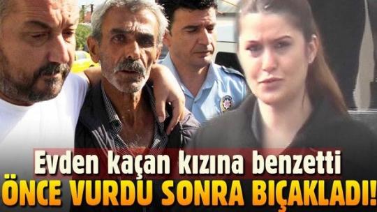 Bursa'da evi terk eden kızına benzettiği kadını vurdu!