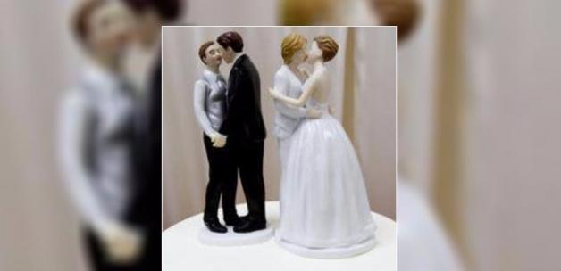 Fırıncı, lezbiyen çifte düğün pastası yapmayı reddetti, rekor ceza geldi!