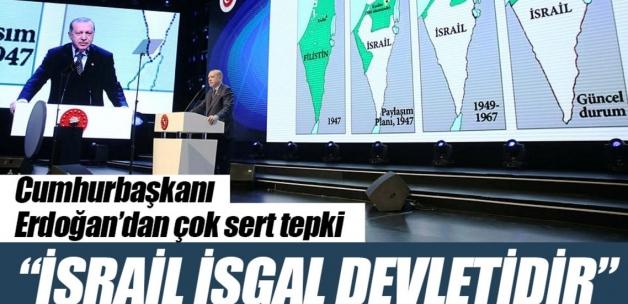 İsrail işgal devletidir