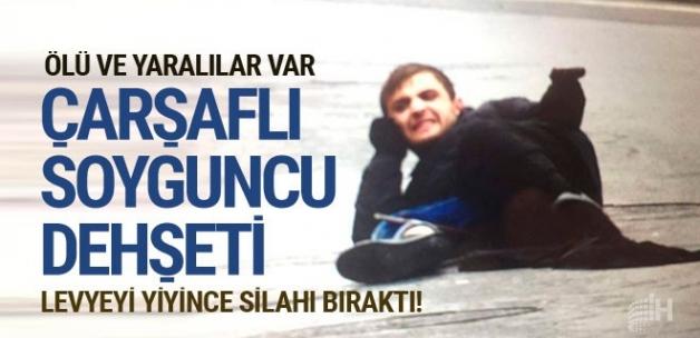 İstanbul'da kuyumcu soygunu çatışma çıktı ölü ve yaralılar var