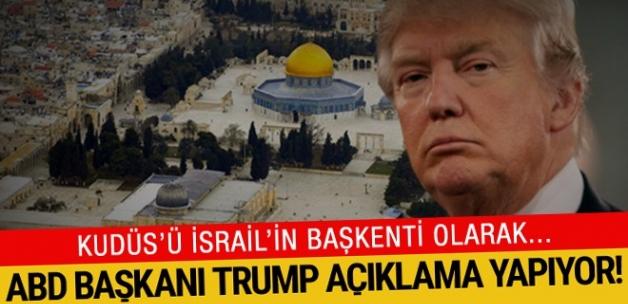 Tedirgin bekleyiş: Dünya Trump'ın açıklamasına kilitlendi!