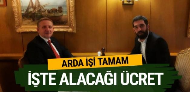 Arda Turan Başakşehir'e 'evet' dedi! işte alacağı ücret...
