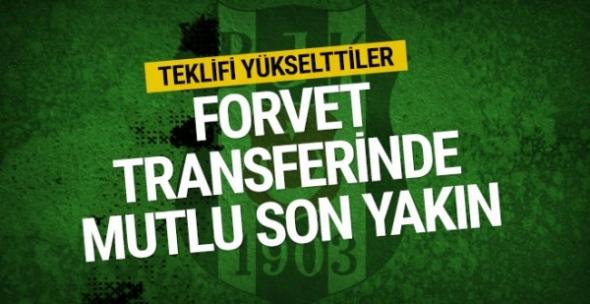 Beşiktaş Love transferinde sona doğru