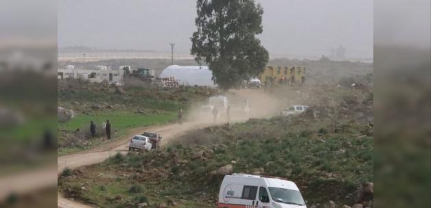 Hatay'da sınır karakolu yakınlarına roket atıldı! Ölü ve yaralılar var