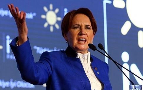 Meral Akşener'den Erdoğan'ı kızdıracak iddia!