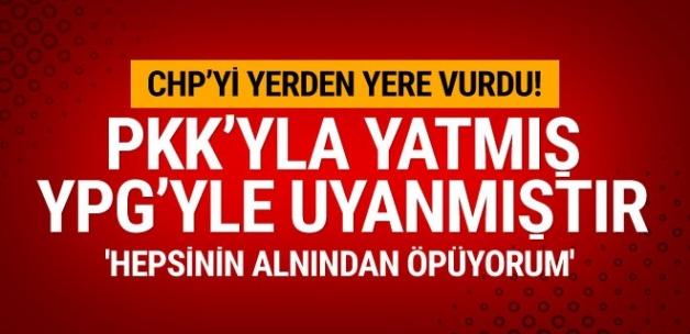 MHP lideri Bahçeli CHP'yi yerden yere vurdu!