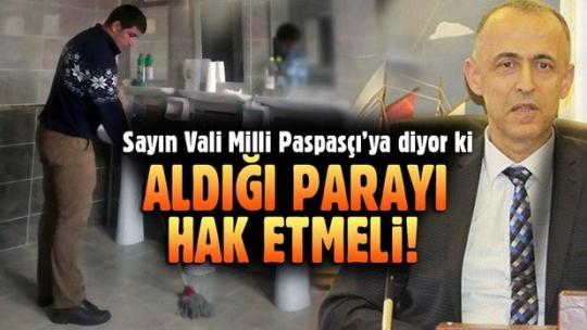 Milli Paspasçı Seyfullah Karadeniz için Vali'den açıklama geldi