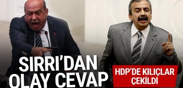 Sırrı Süreyya Önder'den Hasip Kaplan'a olay sözler!