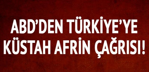 Son dakika: ABD Dışişleri Bakanlığı: Türkiye'yi böyle bir adım atmamaya çağırıyoruz