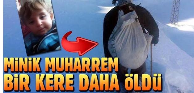 Van'da cesedi çuval içinde taşınan Muharrem olayında soruşturma tamamlandı!!