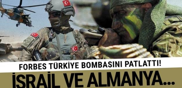 Forbes açıkladı! Ortadoğu'nun en iyi 10 ordusu Türkiye kaçıncı sırada
