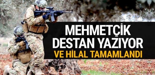 TSK'dan flaş açıklama! YPG'nin sırınla bağlantısı kesildi