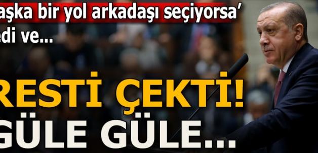 Cumhurbaşkanı Erdoğan'dan Zeytin Dalı harekatı ile ilgili flaş sözler!