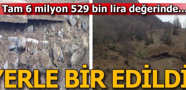 Diyarbakır'daki operasyon sona erdi! Tam 6 milyon 529 bin lira...