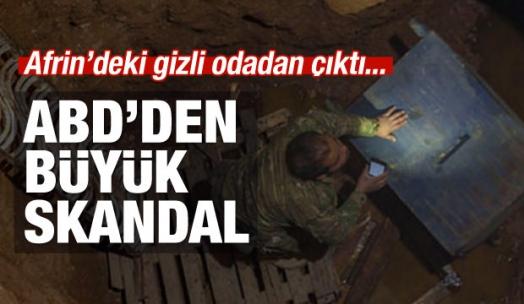 Gizli odadan çıktı! YPG'deki yabancı teröristler