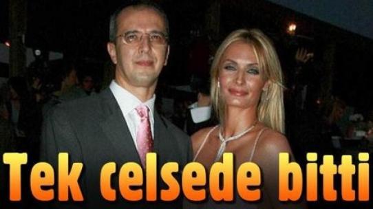 Gül Gölge Saygı ile Murat Saygı boşandı