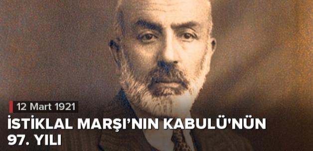 İstiklal Marşı'nın kabülü ve Mehmet Akif Ersoy'u anma günü