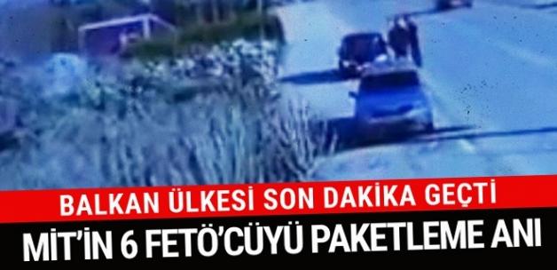Kosova'daki MİT operasyonun görüntüsü ortaya çıktı