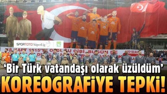 Rüştü Reçber'den Atatürk'süz koreografiye tepki