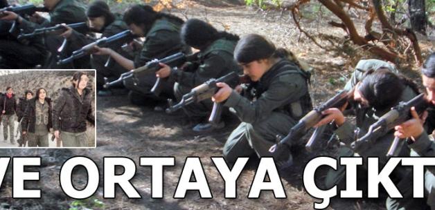 Son dakika: Hafıza kartlarında şok eden fotoğraflar! YPG ve PKK...