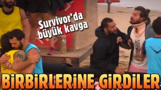Survivor 2018 19. yeni bölüm fragmanı izle: Nihat Doğan ile Hakan kavga ediyor