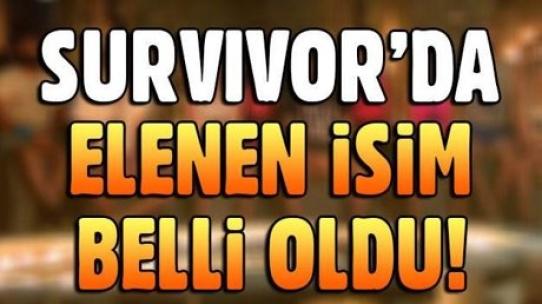 Survivor 2018'de bu hafta kim elendi? Survivor'da dördüncü hafta adaya veda eden isim kim oldu?