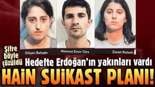 Terör örgütü PKK'nın hain planı ortaya çıktı