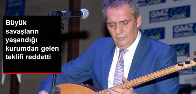 Yavuz Bingöl, MESAM Görevini Kabul Etmedi