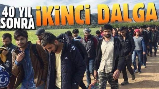Afganlar 40 yıl sonra ikinci büyük göç dalgası ile Türkiye'ye akın ediyor