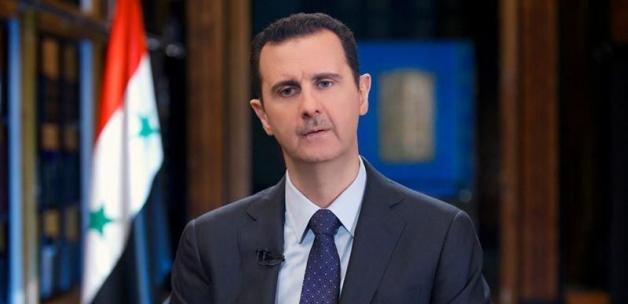 Esad: 'Saldırı sonrasında geldi...'