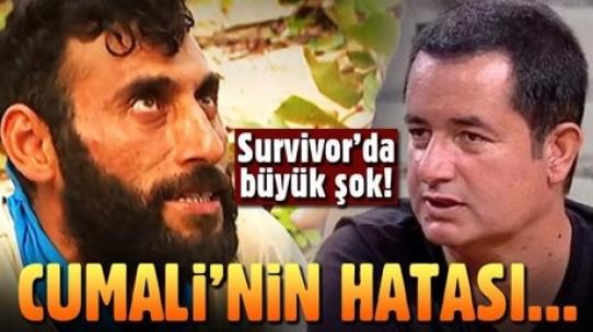 İhsan Tarkan: Survivor Cumali yanlış senede yürüdü