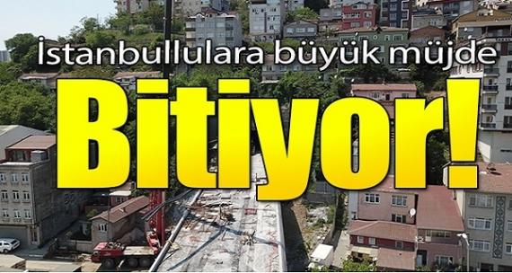 İstanbullulara büyük müjde!