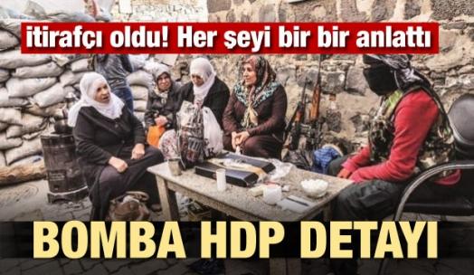 İtiraf etti! HDP çatısı altında yürütülüyor