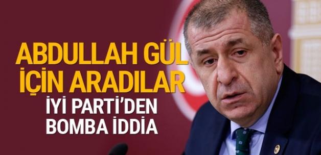 İyi Parti'den bomba Abdullah Gül iddiası!