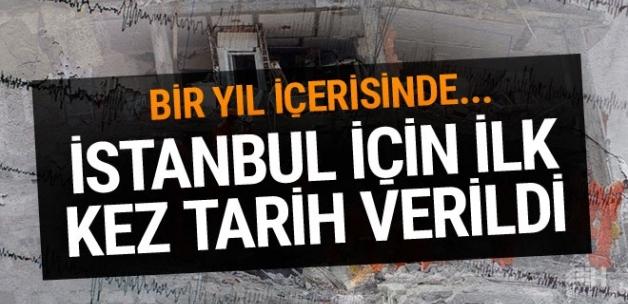Korkutan uyarı! Bir yıl içinde İstanbul'da büyük deprem olacak...