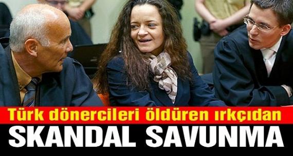 Türk dönercileri öldüren ırkçıdan skandal savunma!