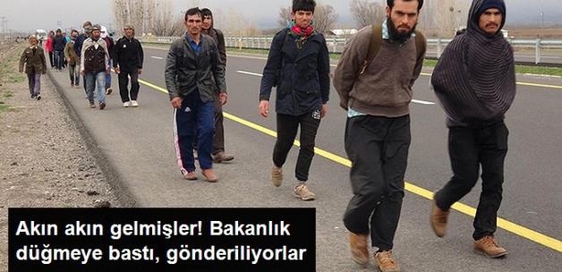 Türkiye'ye Akın Eden Afgan Göçmenlerden 591'i Sınır Dışı Edilecek