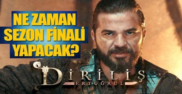 Diriliş'in yapımcısından flaş final açıklaması!