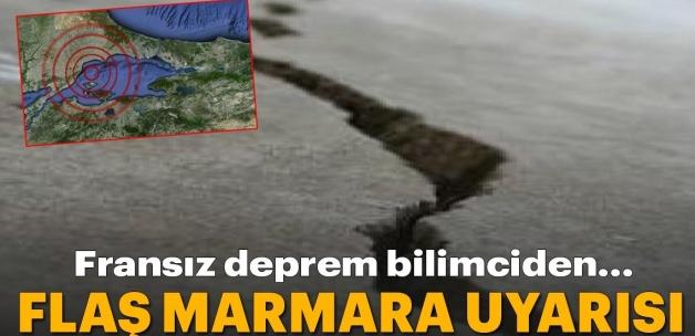 Fransız deprem bilimciden Marmara depremi için uyarı