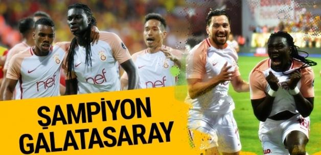 Göztepe Galatasaray maçı golleri ve geniş özeti