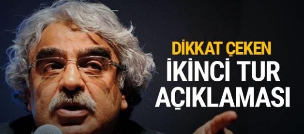 HDP'den dikkat çeken ikinci tur açıklaması!