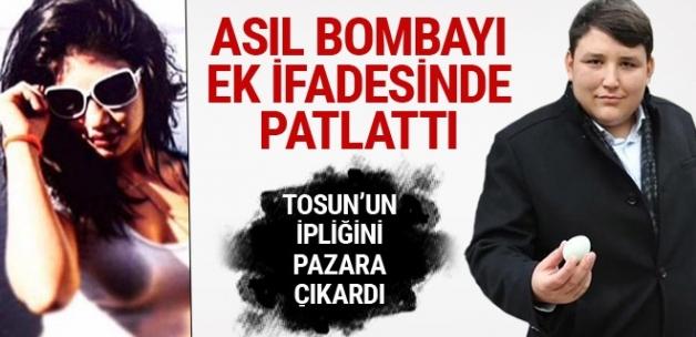 Vay çakal vay! Tosun'un eşi bombayı ek ifadesinde patlattı...