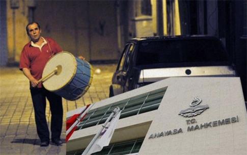 AYM'den 'ramazan davulu' kararı! 'Kabul edilemez'