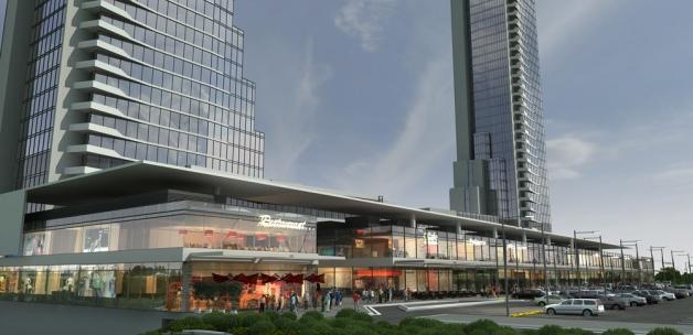Elmar Towers Ankarada  Yükseliyor