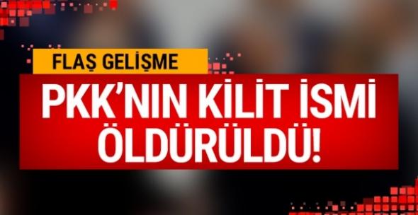 Şırnak'taki operasyonda PKK'nın kilit ismi öldürüldü!