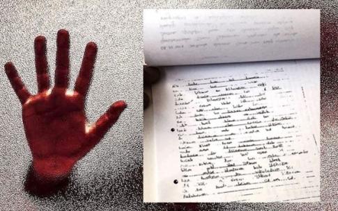 12 yaşındaki yeğenine tecavüz etti! Utanç mektubu!