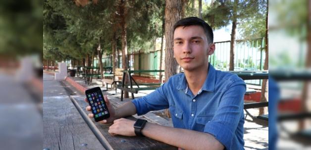 17 yaşındaki Türk gencin müthiş başarısı!
