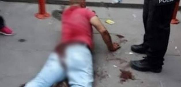 Türkiye bunu konuşuyor! Herkes şokta! Kızını taciz eden adamı sokak ortasında hadım etti!