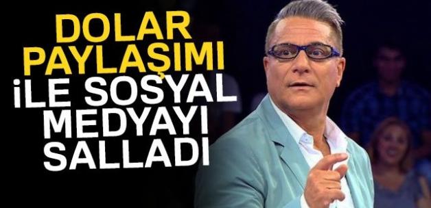 Tarafını belli etti, destek yağdı Mehmet Ali Erbil'den flaş dolar paylaşımı...